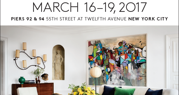 Architectural Digest Design Show New York Trend Consulting